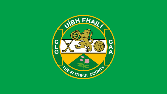 Offaly Minor Team to play Louth Announced