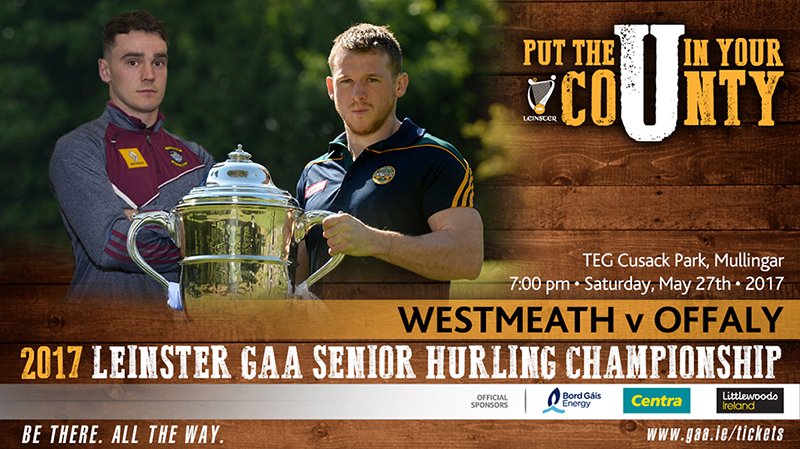 Support The Faithful County Hurlers On Saturday
