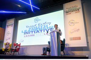 Dermot Earley Youth Leadership