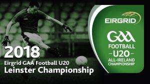 Offaly U20 Team Announced