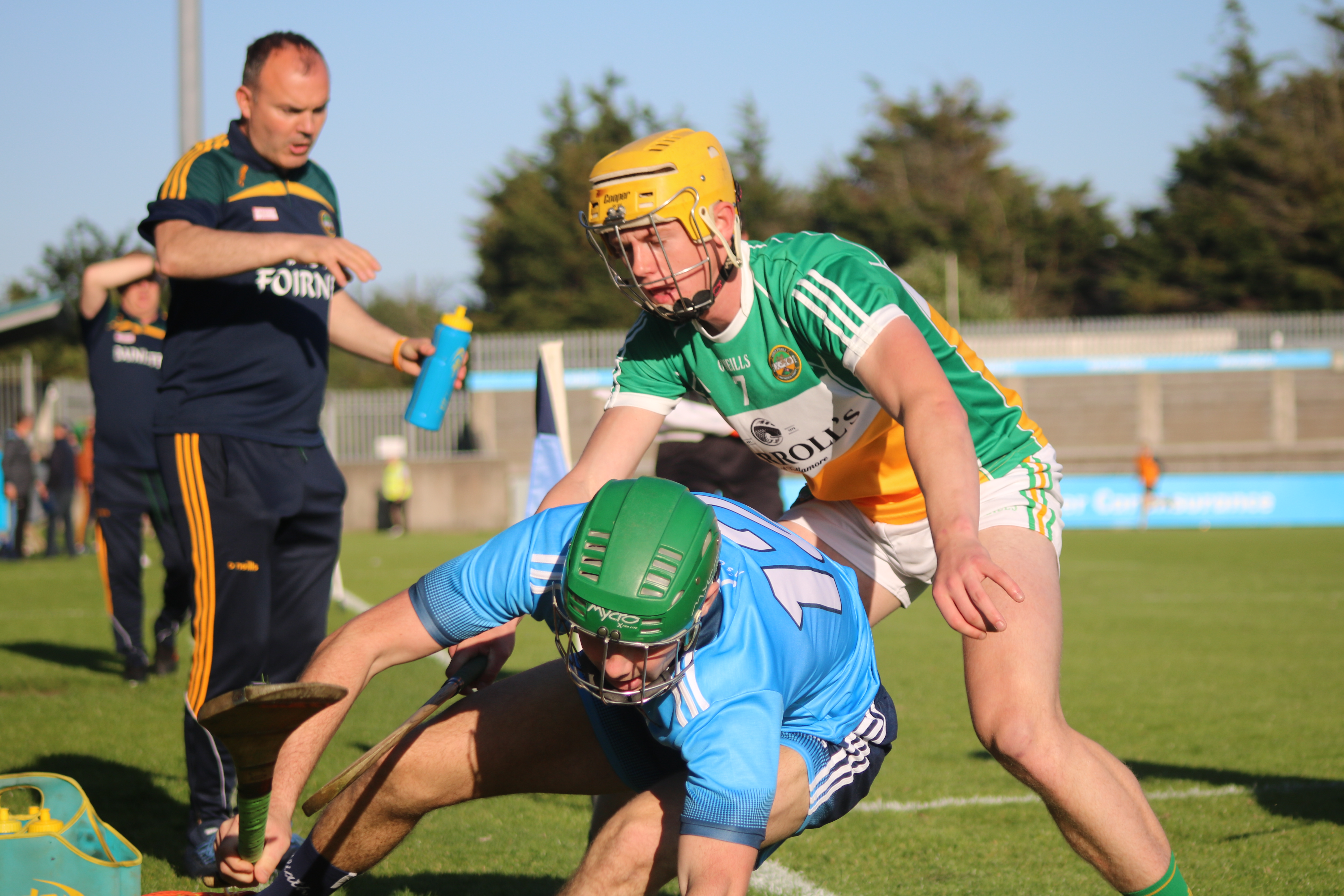 Offaly edge out Dublin in Thriller
