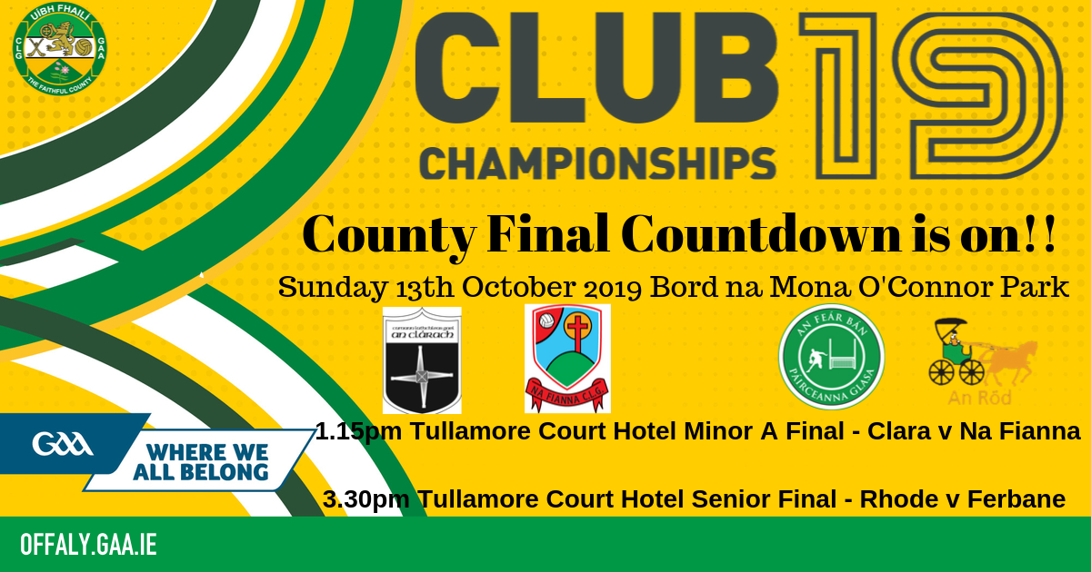 County Final Countdown