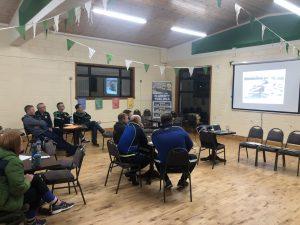 Youth S&C Workshop in Ferbane GAA Club