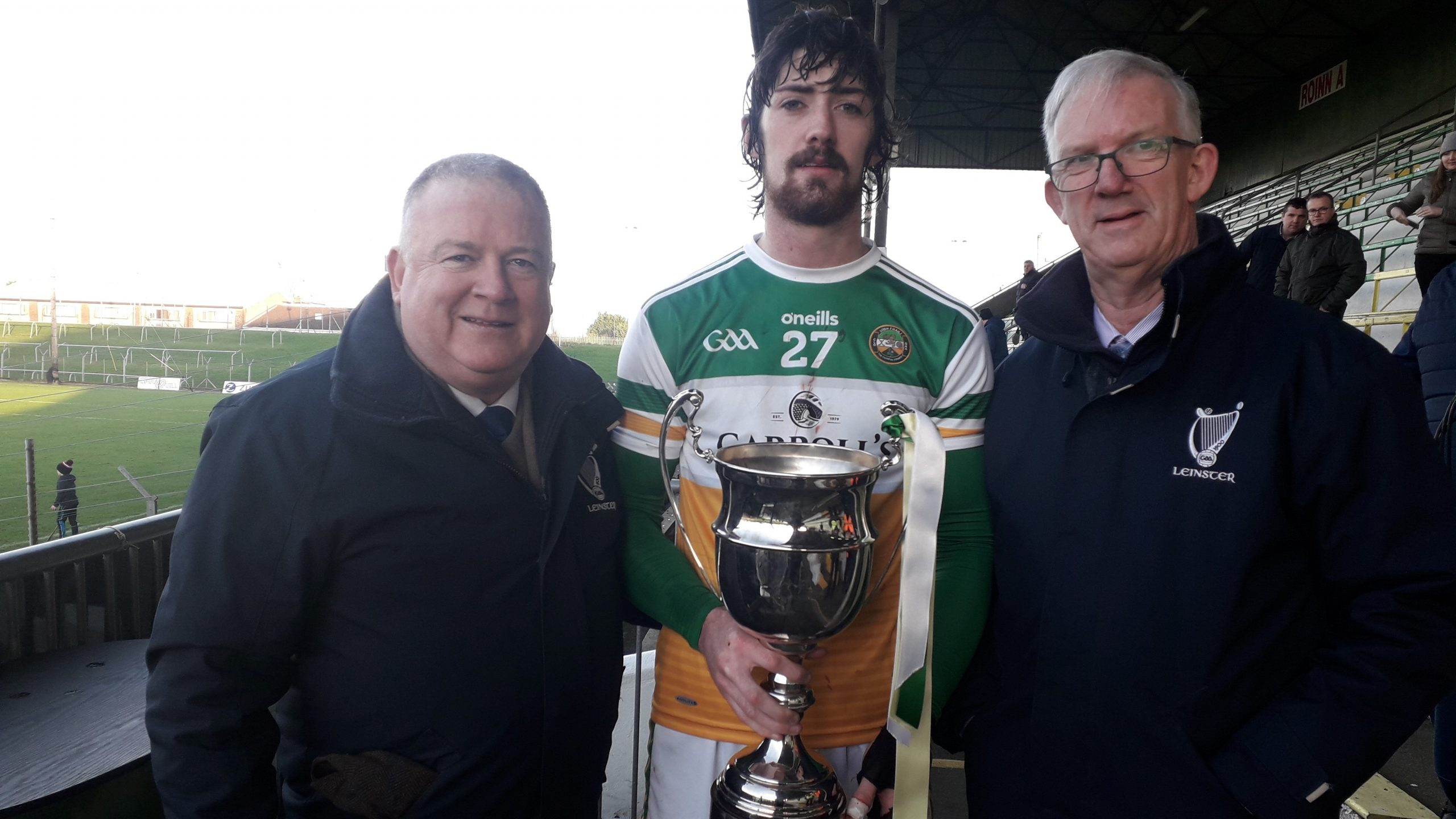 Dramatic Kehoe Cup Victory For Offaly