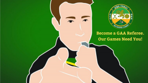 Offaly GAA Seeking New Referees
