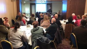 Huge Attendance At Offaly GAA Club Officer Training