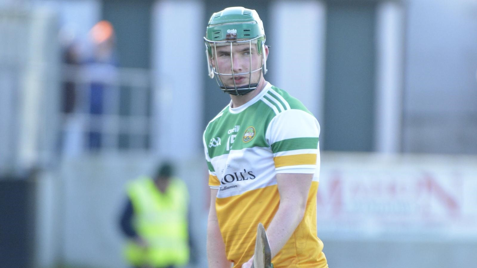 Late Antrim Goals Deny Offaly Place In Final