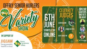 Online Variety Show By Offaly Hurlers On 6th June