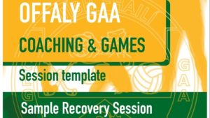 Sample Recovery Session For GAA Players