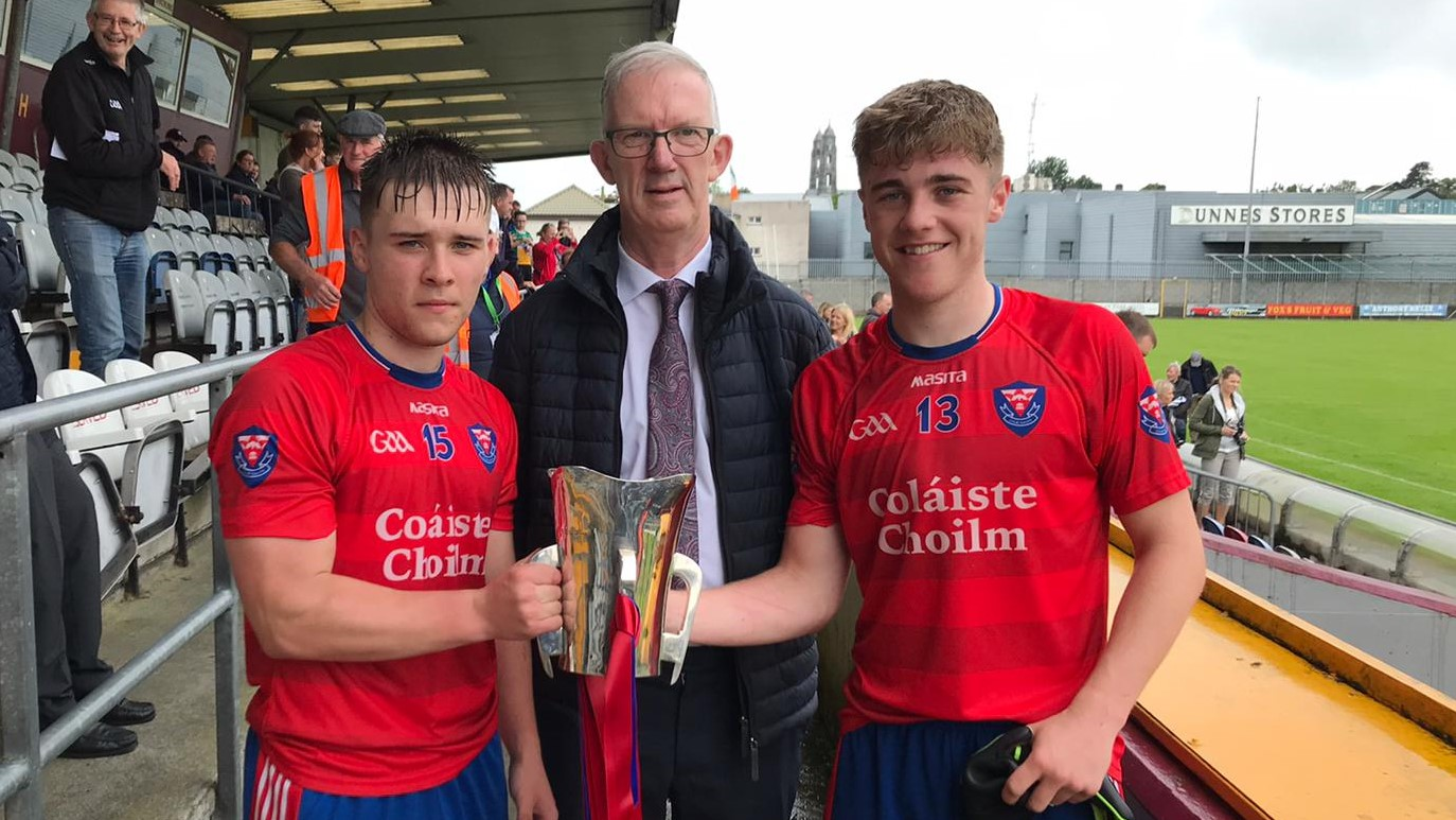 Leinster Glory For Colaiste Choilm, Tullamore
