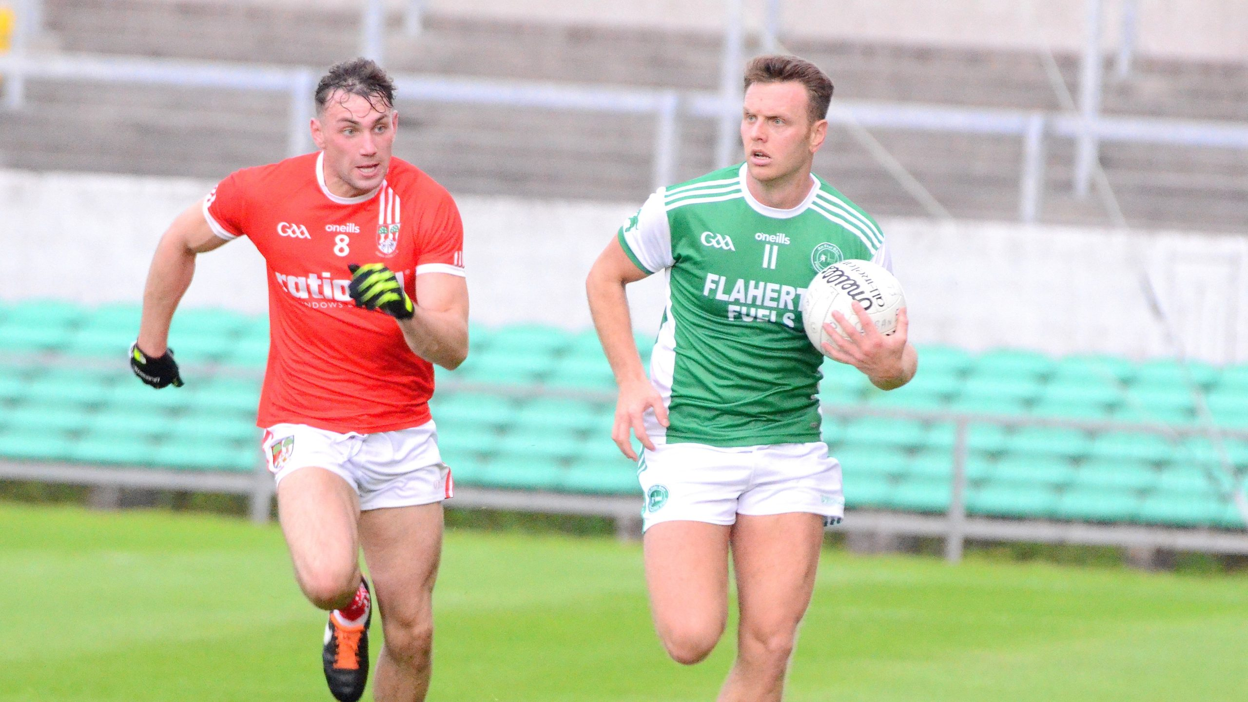 Exciting Start To Football Championships In Offaly
