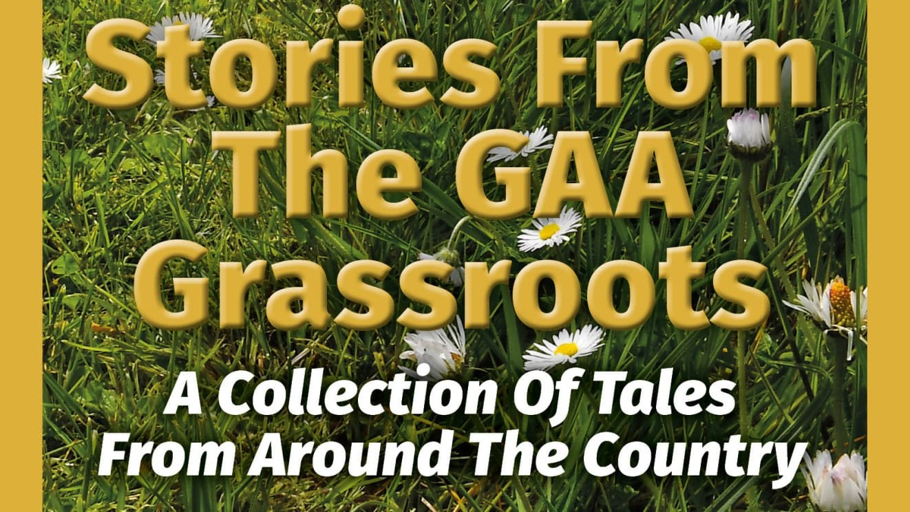 Cunningham Enthusiastic About Latest GAA Book Project