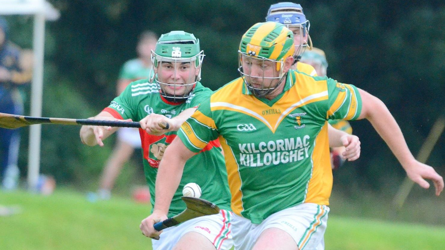 Several Closely-Fought Hurling Championship Games