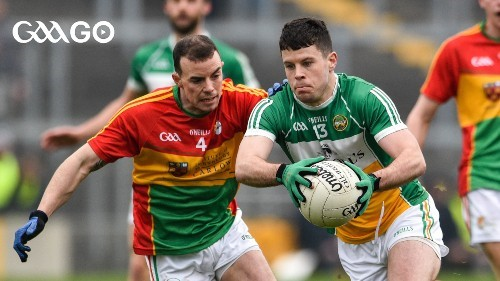 Leinster Football Championship 1st Round – Offaly v Carlow