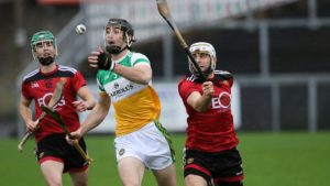 Hurlers Eliminated After Penalty Shoot-Out