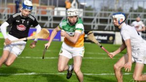 Commanding Display By Offaly Minor Hurlers