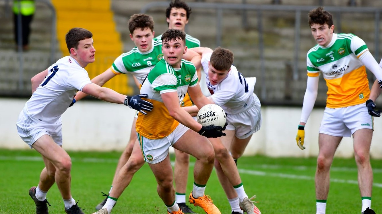 Superb Semi-Final Win By Offaly Minor Footballers