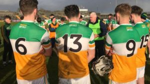 Minor Hurlers Also Advance To Leinster Final