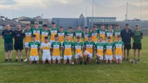 Impressive Results For Offaly In Celtic Challenge