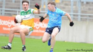 Minor Footballers Lose Out To Dublin