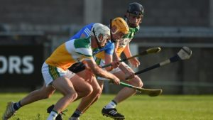 Offaly U20 Hurlers Push Dublin All The Way