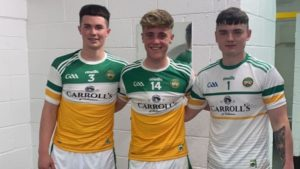 Determined U20 Footballers Advance To Leinster Final