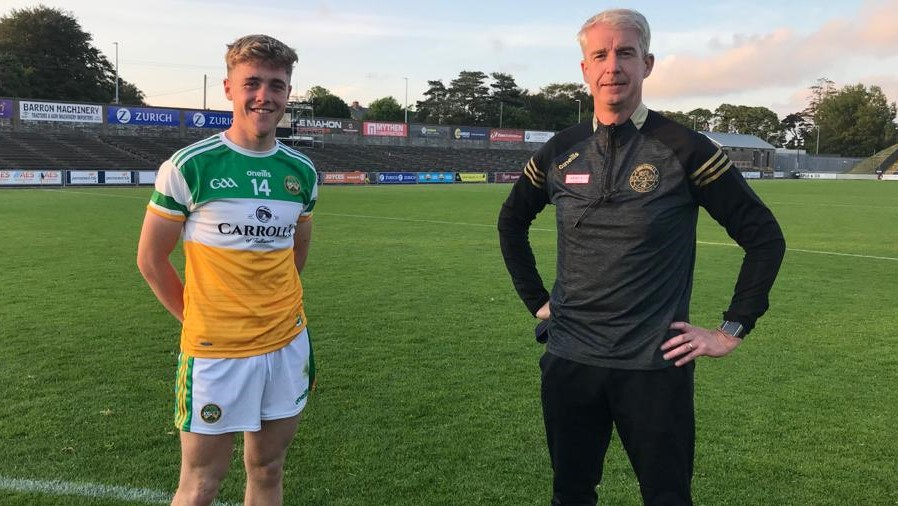 Offaly Advance In Leinster Under 20 FC