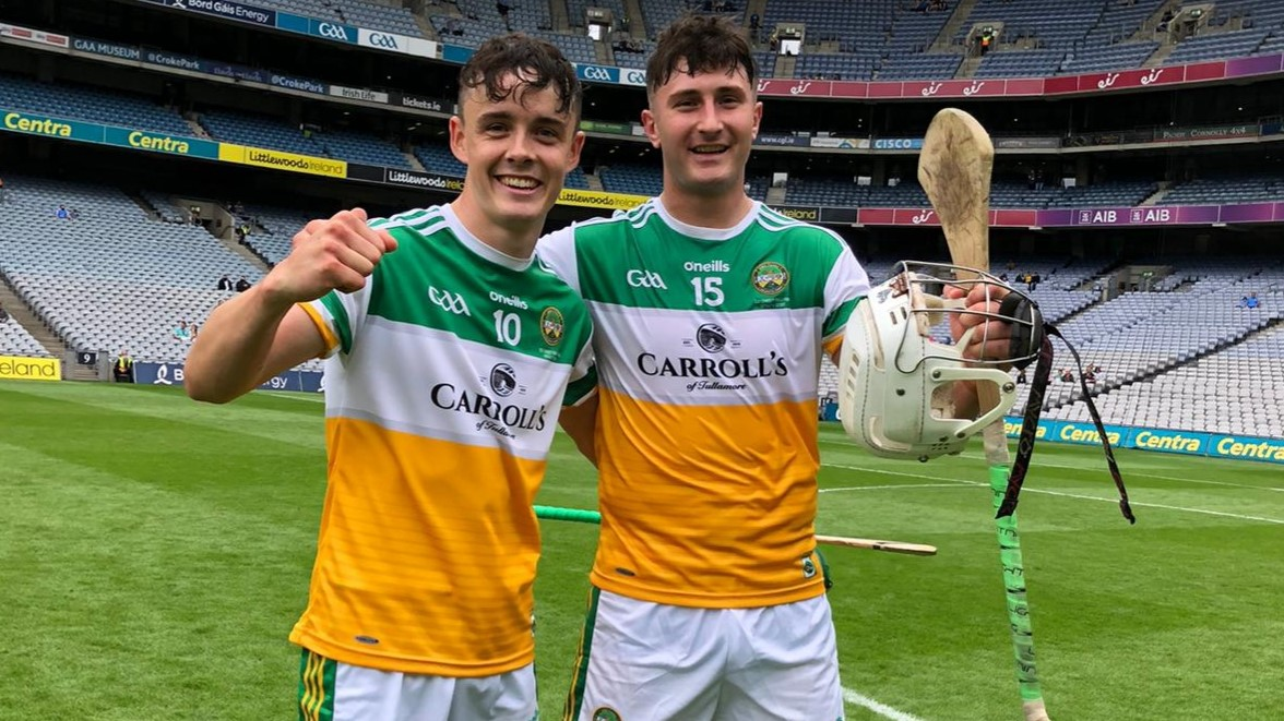 Offaly Are Christy Ring Cup Champions