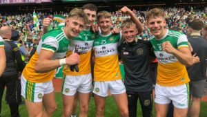 Outstanding Offaly Are All-Ireland U20 Champions
