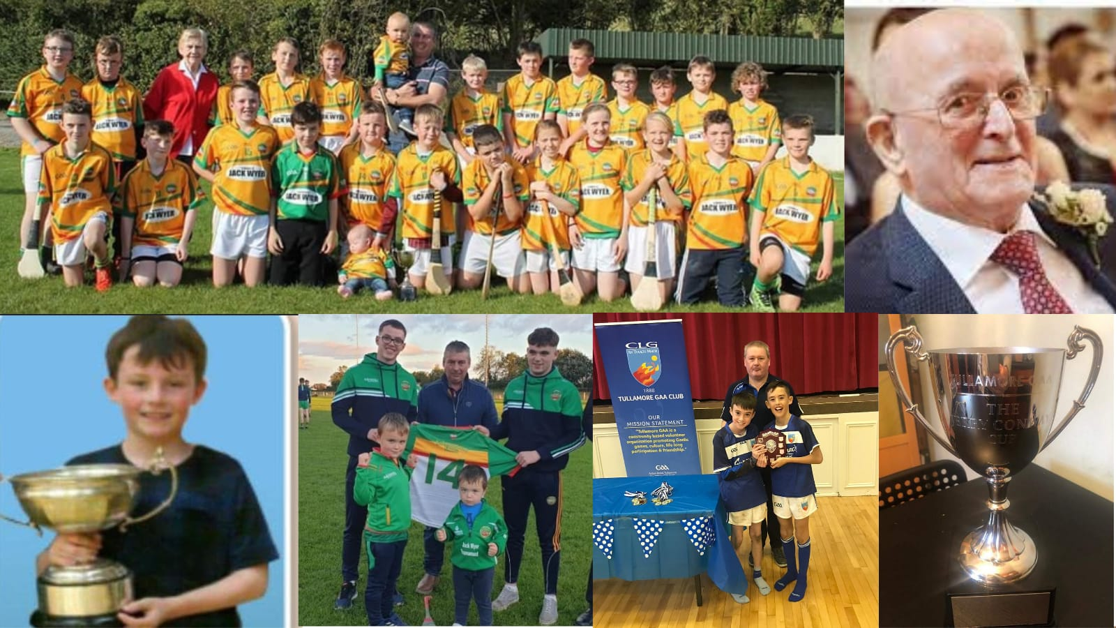 Tournaments For Underage GAA Players In Offaly